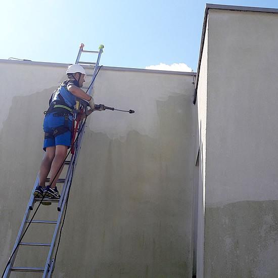 Profesionálne čistenie fasády domu | pemtrade.sk
