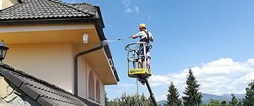 Profesionálne čistenie fasády rodinného domu | pemtrade.sk