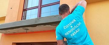Renovácia fasád | pemtrade.sk