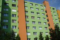 Maľovanie fasády bytových domov, Bratislava | pemtrade.sk