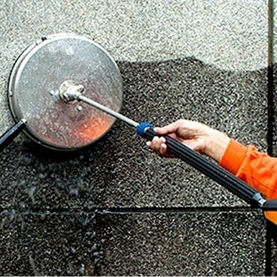 Čistenie fasády rotačnou kefou | pemtrade.sk