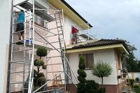 Profesionálne renovácia a maľovanie fasády rodinného domu | pemtrade.sk