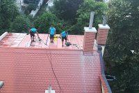 Profesionálne čistenie fasády a strechy rodinného domu | pemtrade.sk