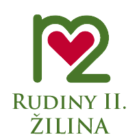 Logo mestskej časti Rudiny II. Žilina