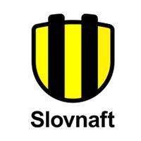 Logo firmy Slovnaft