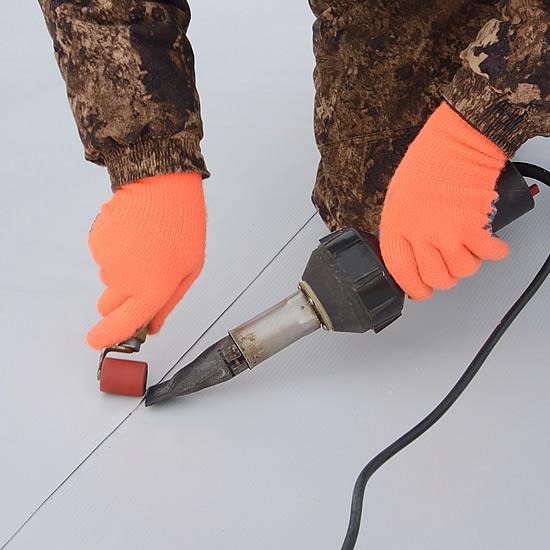 Izolácia plochej strechy a práca s hydroizolačnou fóliou je precízna práca | Pem TRADE.sk