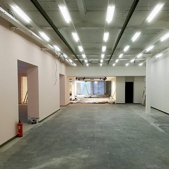 Maľovanie interiéru firiem a obchodných priestorov | Pemtrade.sk