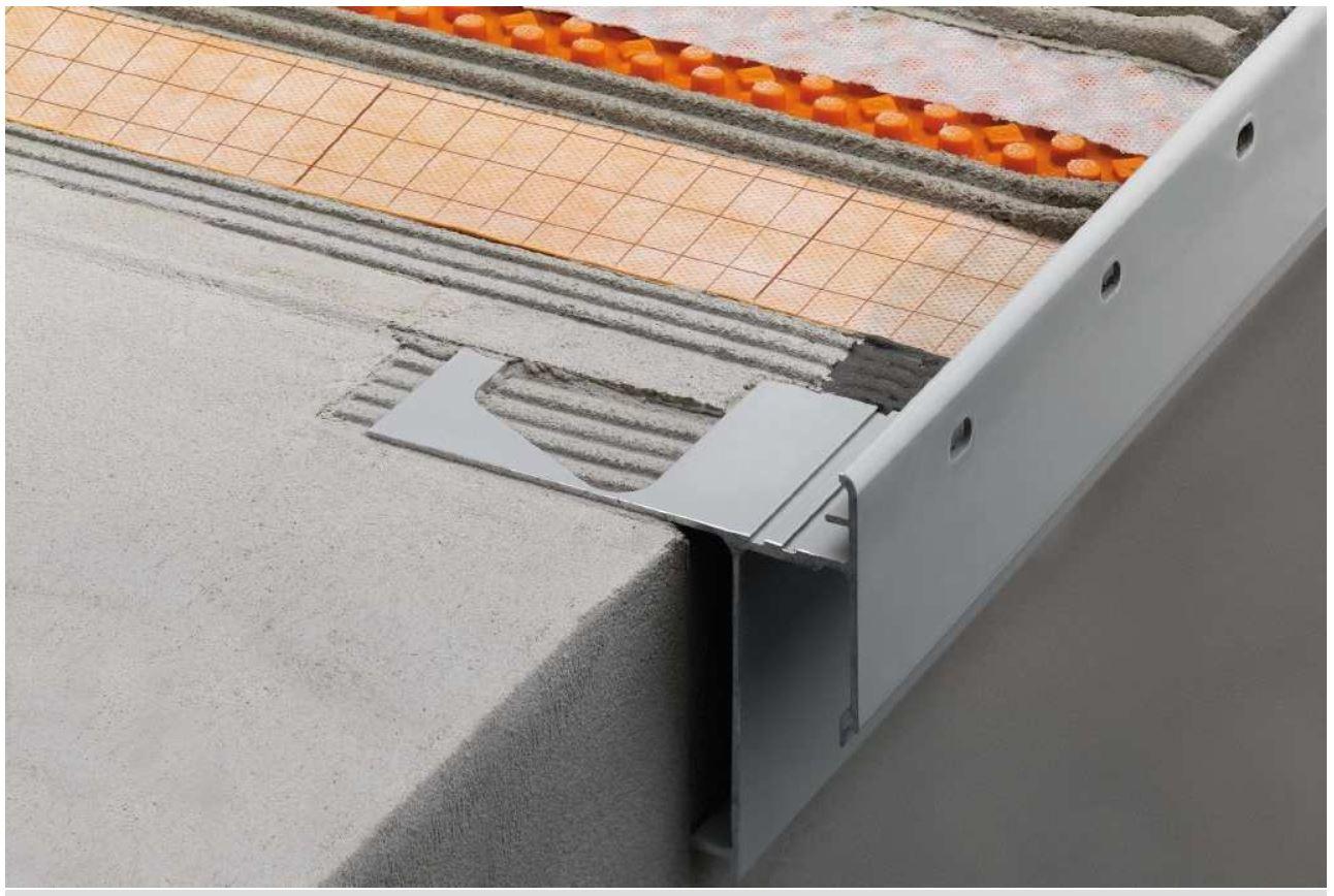 Hydroizolácia balkóna značky Schluter