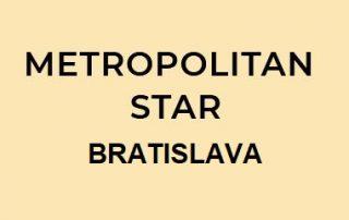 Referencie Metropolitan star logo