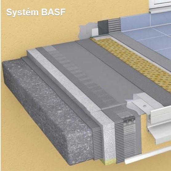 Renovácia a hydroizolácia balkónov bytových domov, rodinných domov a iných objektov - systém BASF | Pemtrade.sk