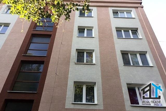 Čistenie fasád bytových domov, rodinných domov a iných objektov | Pemtrade.sk